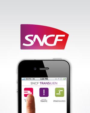 appli sncf pour windows phone