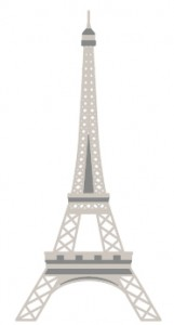Tour Eiffel Pictogramme SNCF - RER C