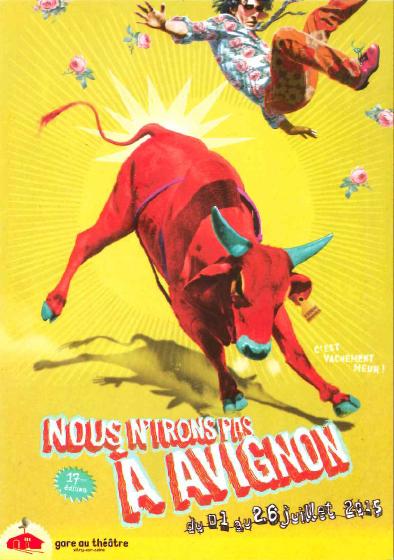 Visuel pour relai Nous n'irons pas à Avignon