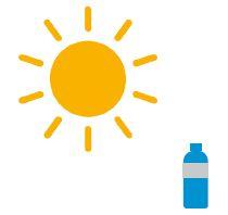 logo soleil et eau