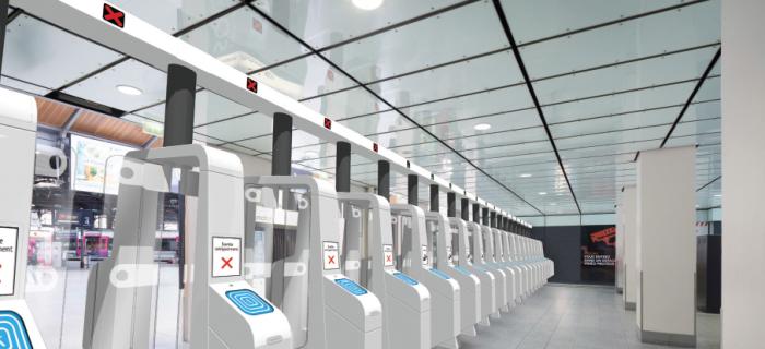 Image de synhèse représentant les futurs appareils de contrôle automatique