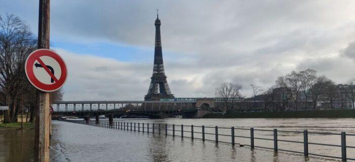 Seine en crue_Paris_Marion Huguet